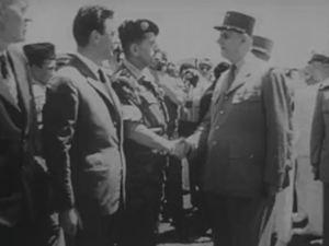 de Gaulle and Massu