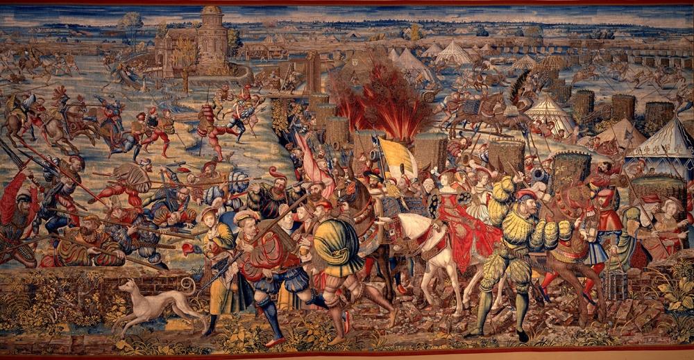 Battle_of_Pavia bernard van orley